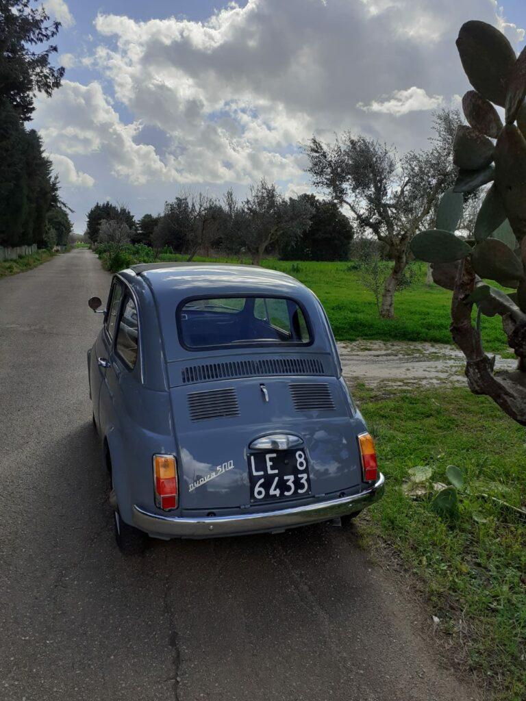 Fiat 500 hi