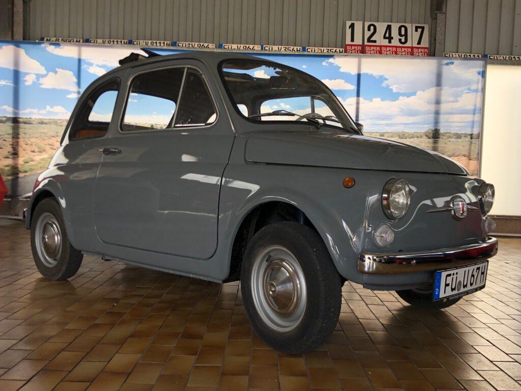 Fiat Halle